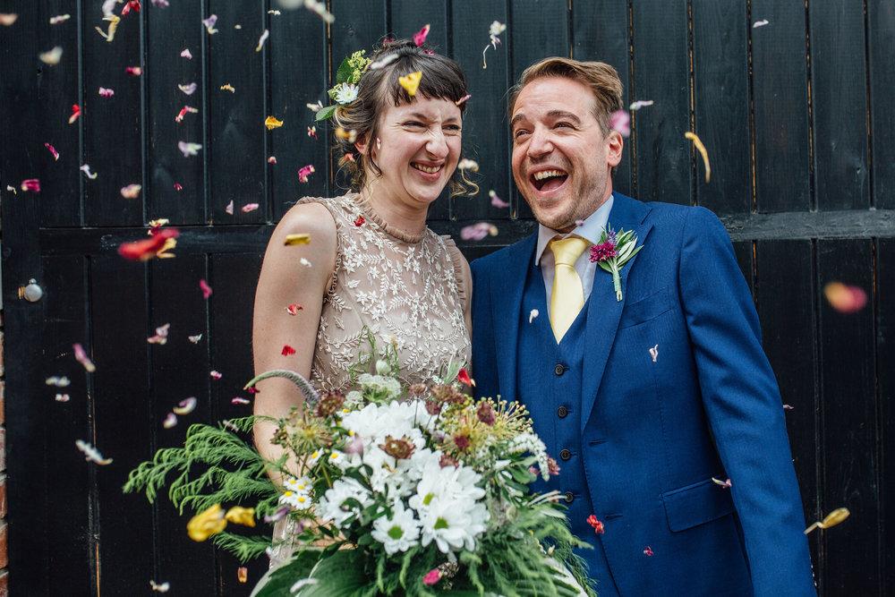 99 Mary Street Sheffield Documentary Wedding Photographer