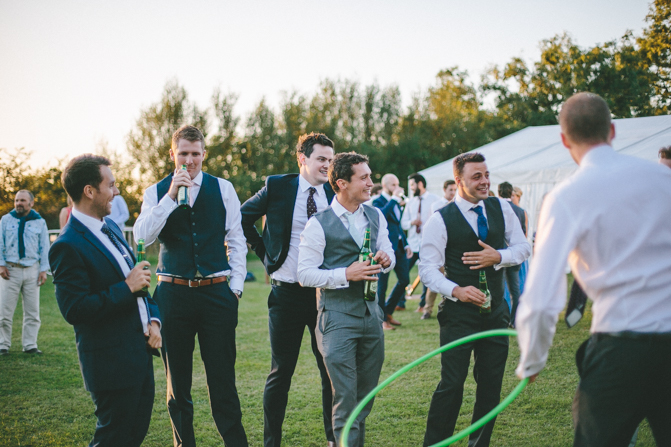 DIY Marquee Wedding in Malton North Yorkshire