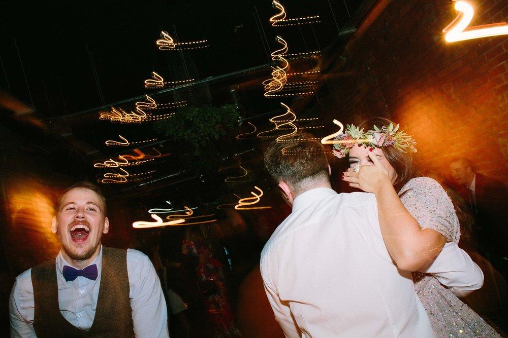 99 Mary Street Wedding