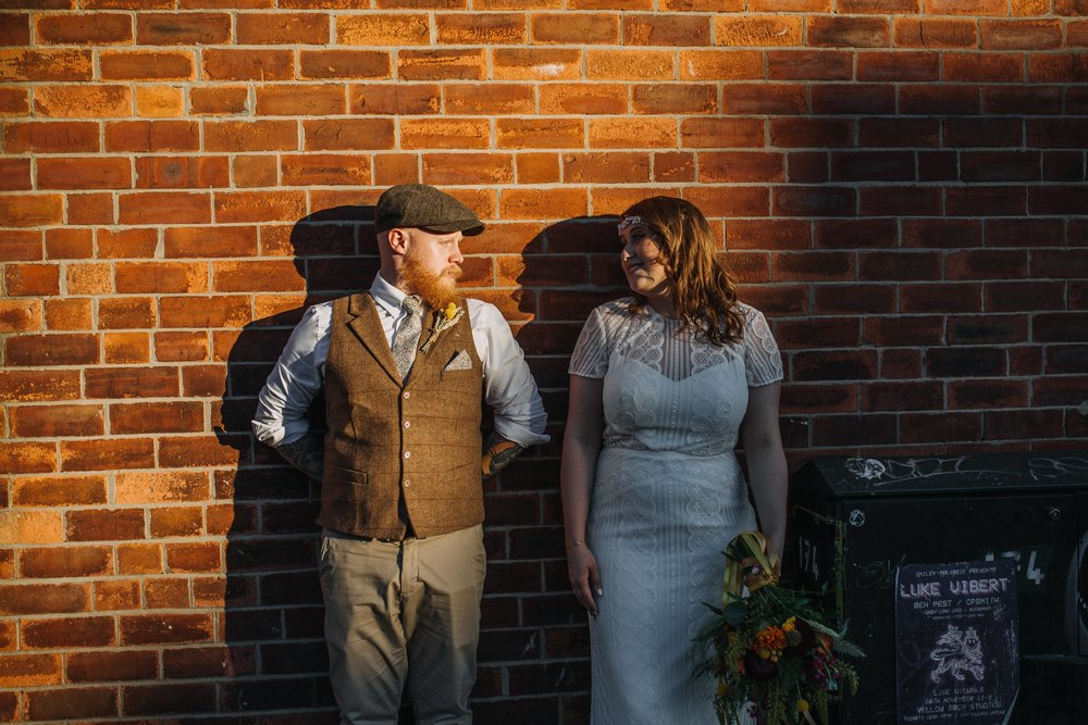 Fantastic Mr Fox Wedding Chimney House