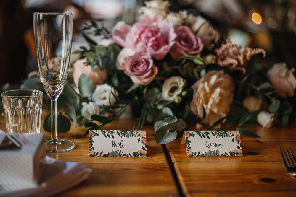99 Mary Street Urban Sheffield Wedding