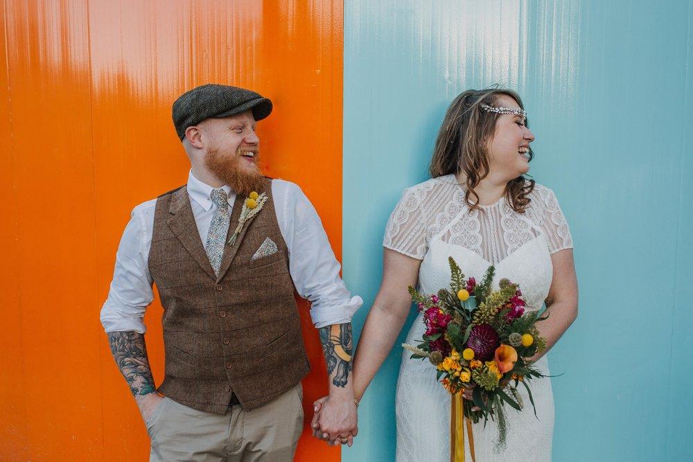 The Chimney House Sheffield Wedding