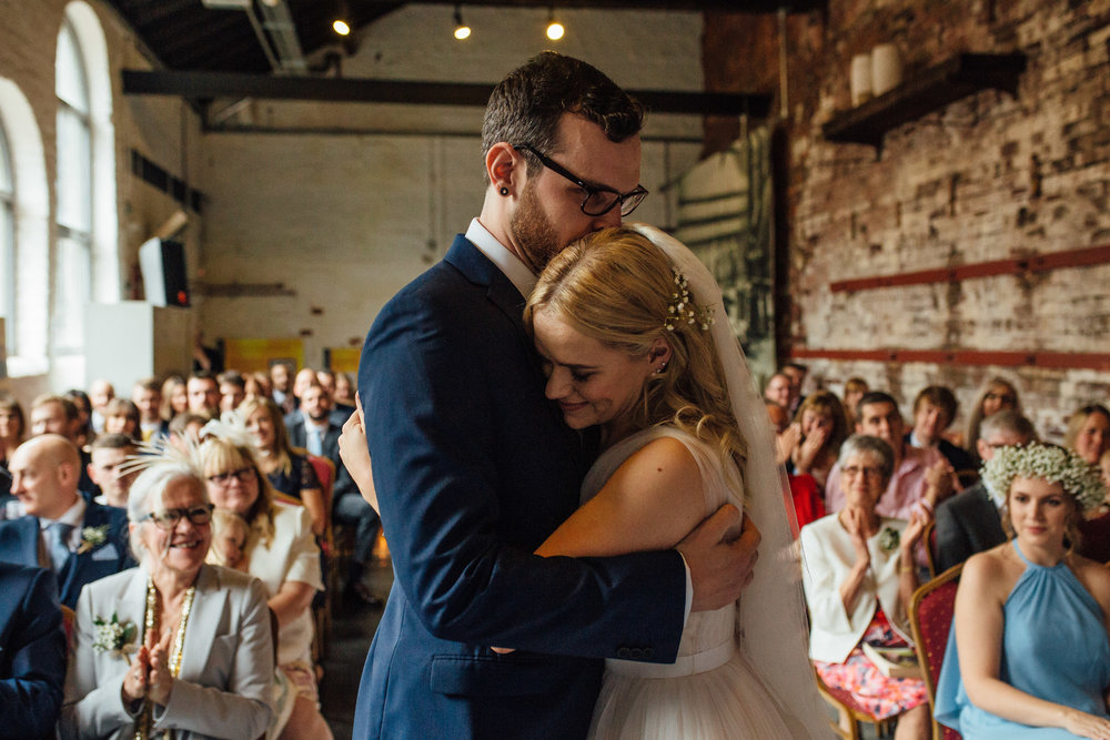 Sheffield Wedding Photographer Kelham Island Museum Wedding