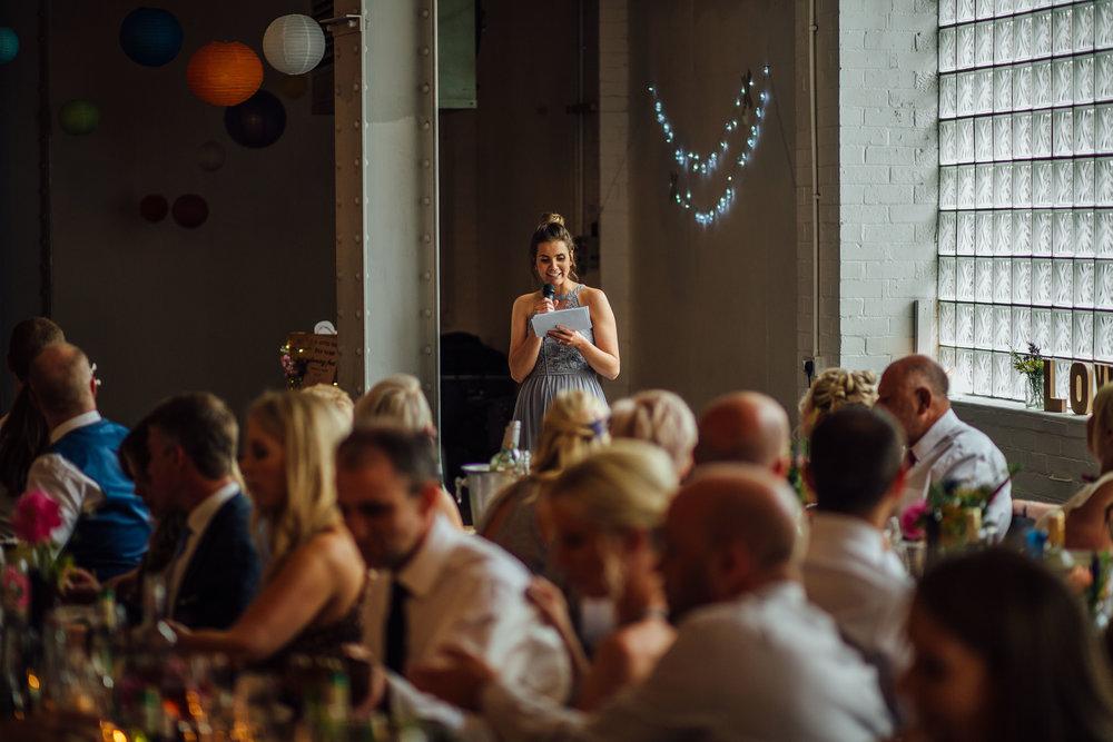 Sheffield Wedding Photographer Trafalgar Warehouse Inner City Weddings