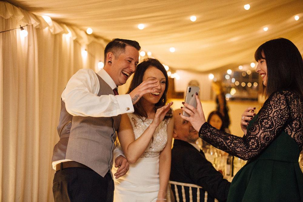 Middleton Lodge North Yorkshire Wedding Photographer