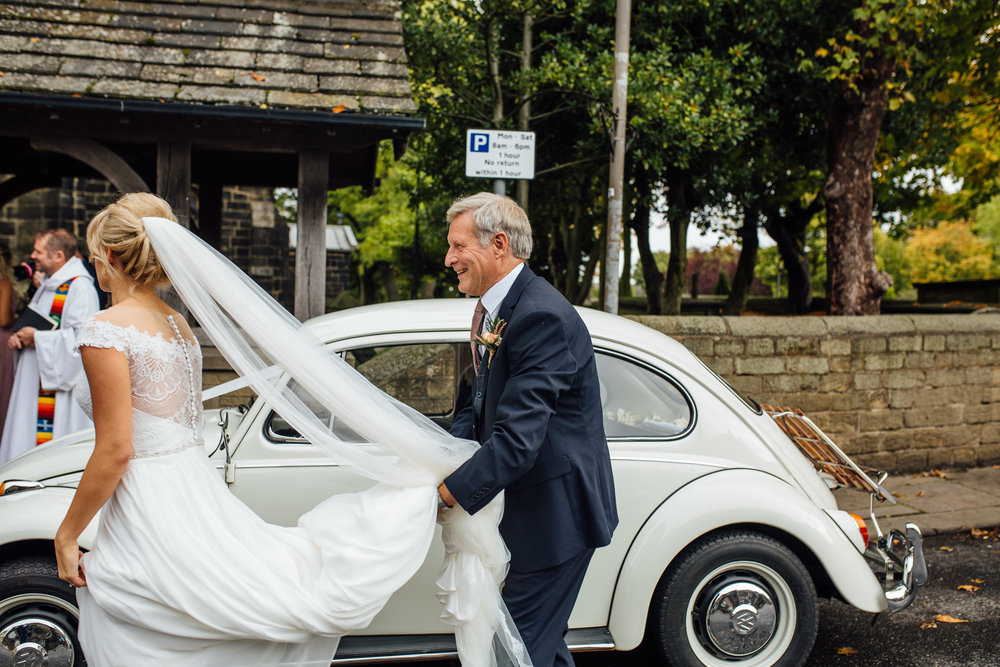Cubley Hall Sheffield Peak District Wedding Photographer