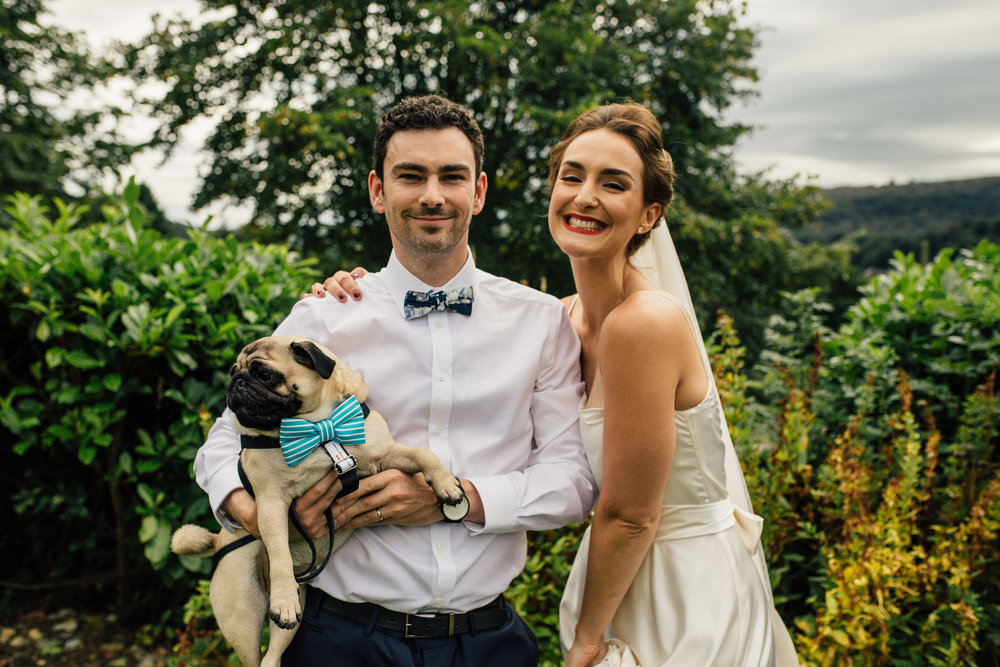 Sheffield Wedding Photographer Dogs at Weddings The Maynard