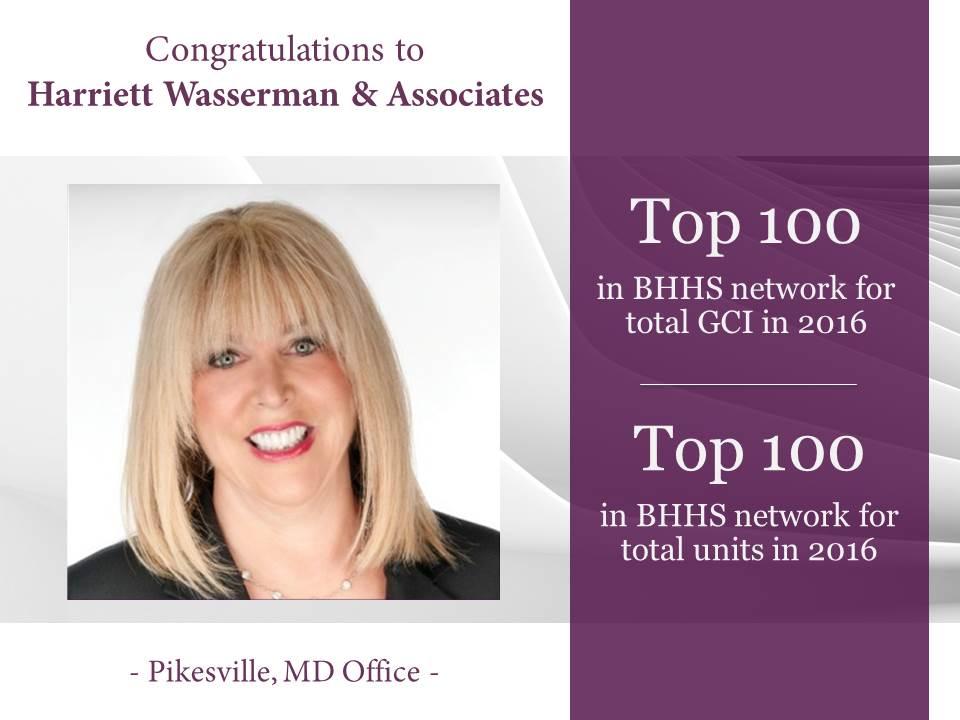 Top-100-2016-Harriett-Wasserman.jpg