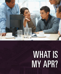 What is My APR? - Use this calculator to determine the Annual Percentage Rate (APR) for your mortgage. Press the report button for a full amortization schedule, either by year or by month.