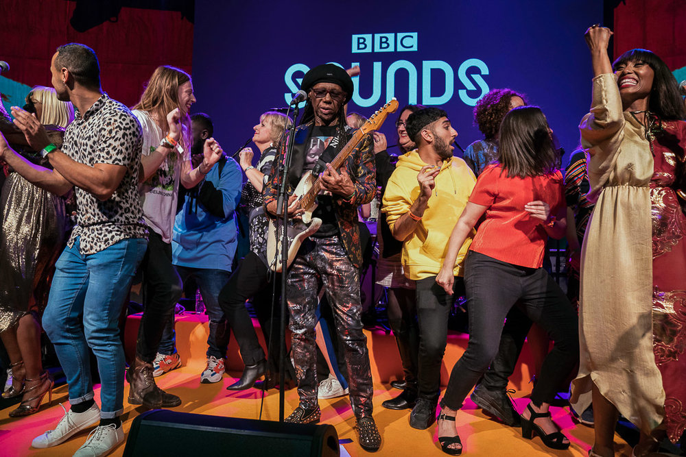 BBC Sounds Launch