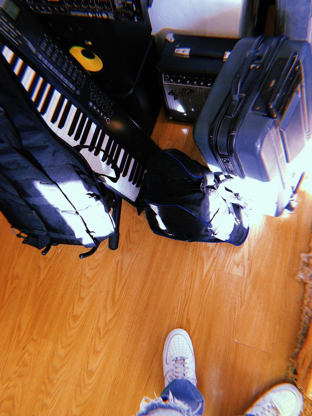 DJ to NY