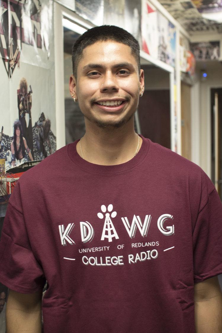 Marcus Garcia: Host of Groovy Radio