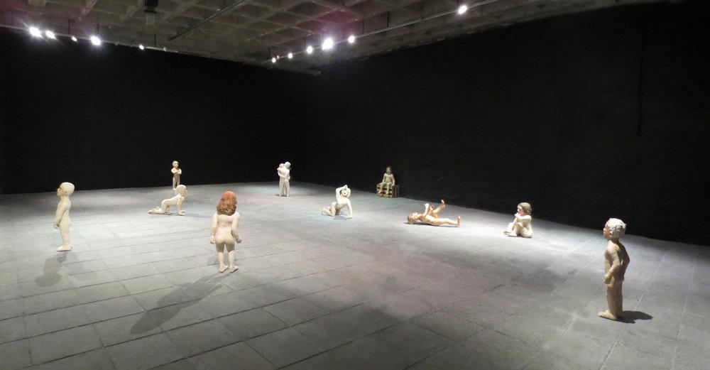 Acècate, 2014, Centro Nacional de las Artes, Mexico City