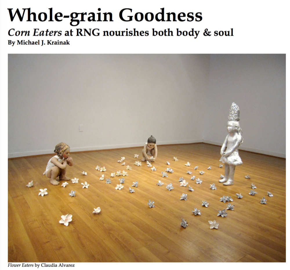 Whole-grain Goodness by Michael J. Krainak