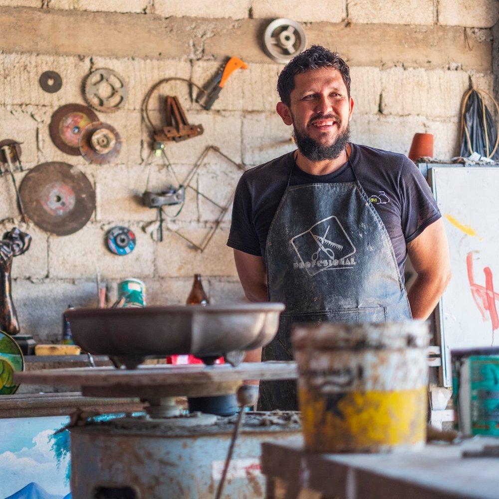 Francisco Villalobos   Ceramics