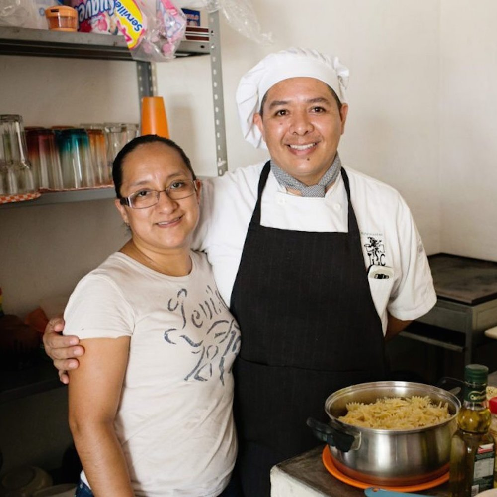Nallely & Omar   Traditional Mexican breakfasts and lunches