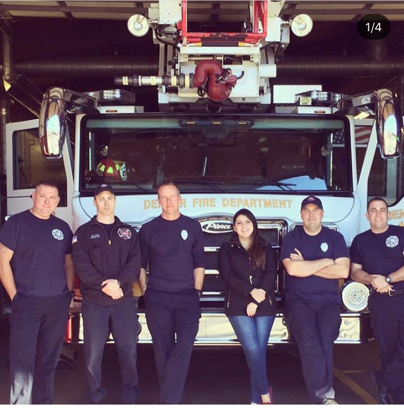 Giving back to our Firefighters