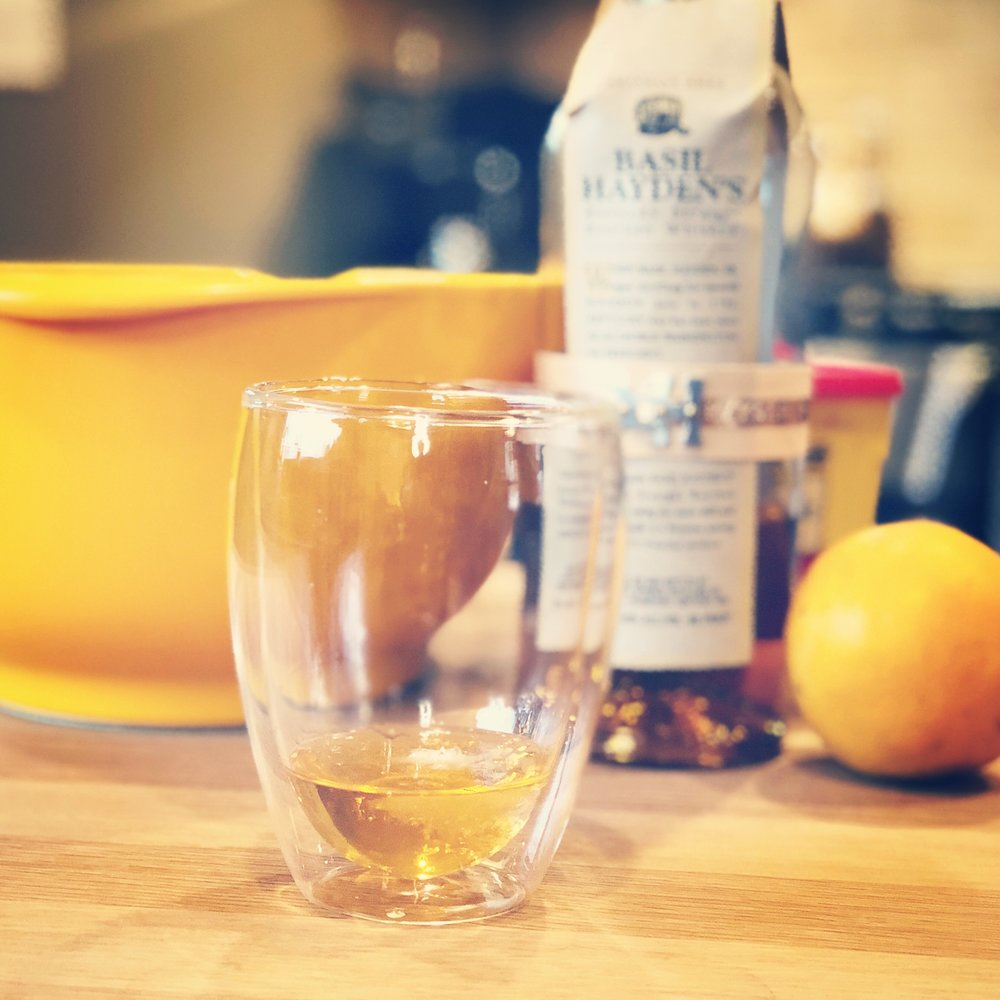 bourbon icing