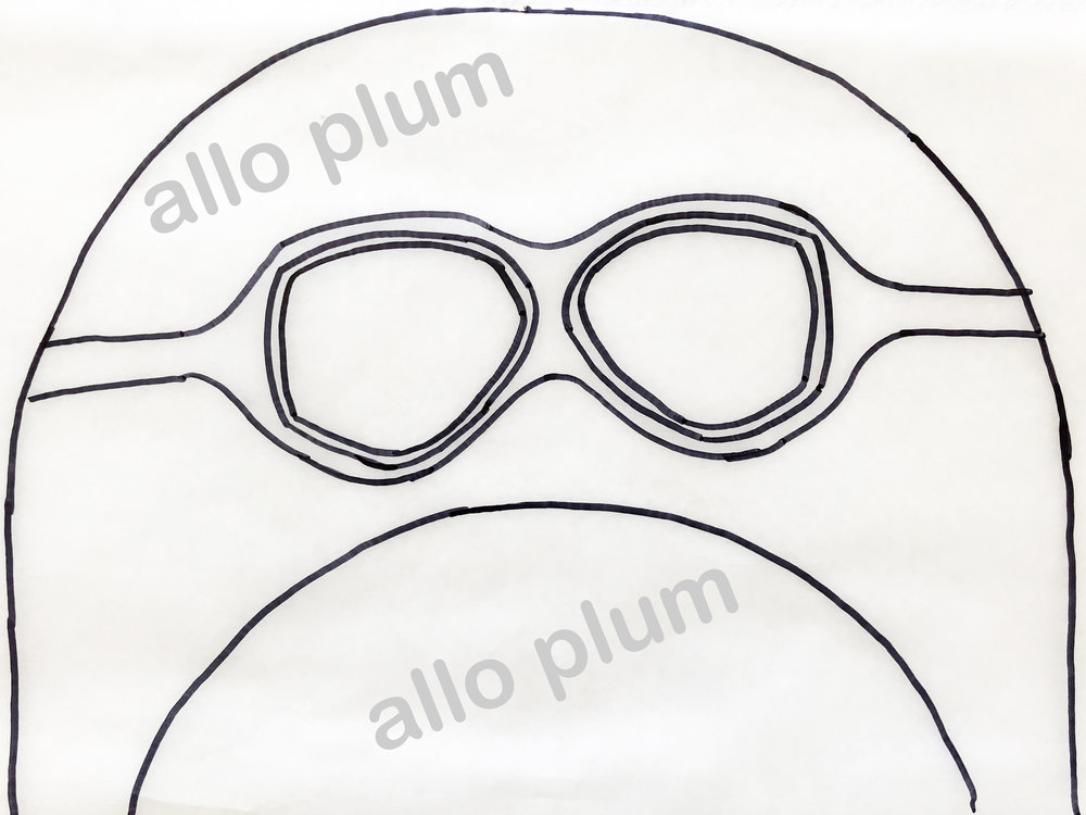 Amelia EarHEART Pattern for Aviator Goggles and Hat