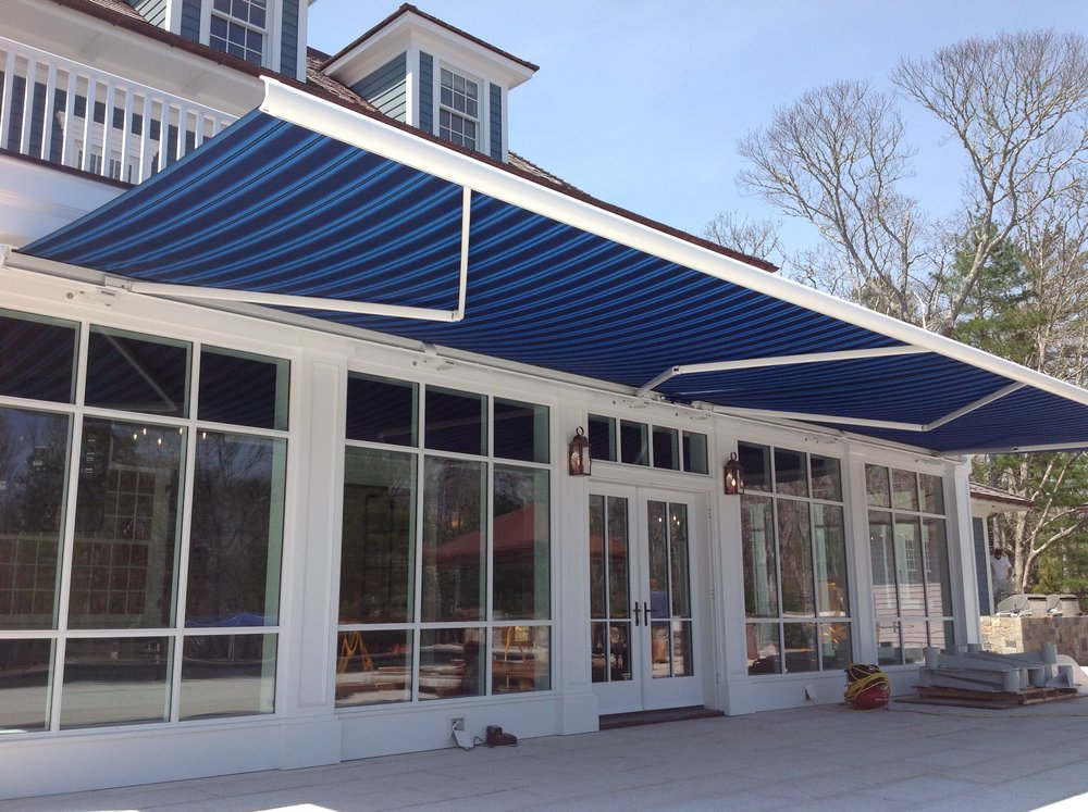 Markluix M6000 Awnings Extended