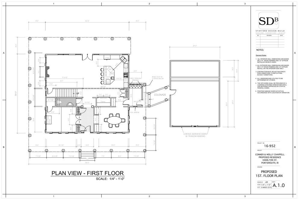 Functional Modern Interior.