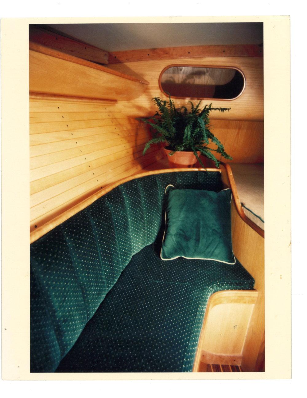 Custom Yacht interiors & covers