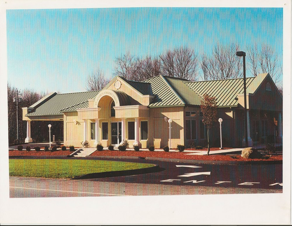 Design & P.M. New Banking Facility w/ Drive-thru - Somerset, MA.