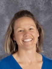 Mrs. Leah Pero, Physical Education Teacher, K-8
