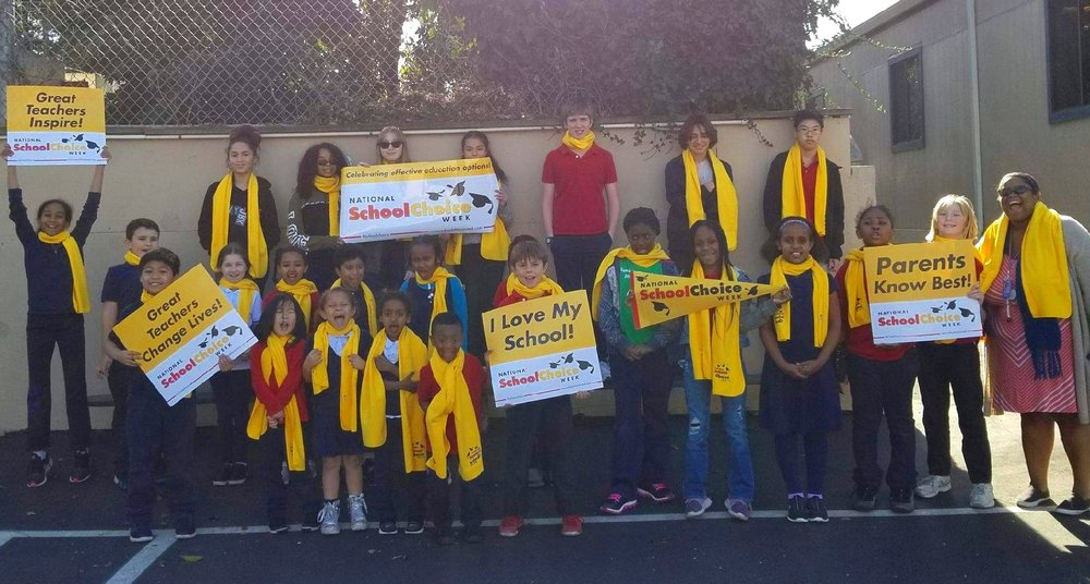 Celebrating School Choice Week!