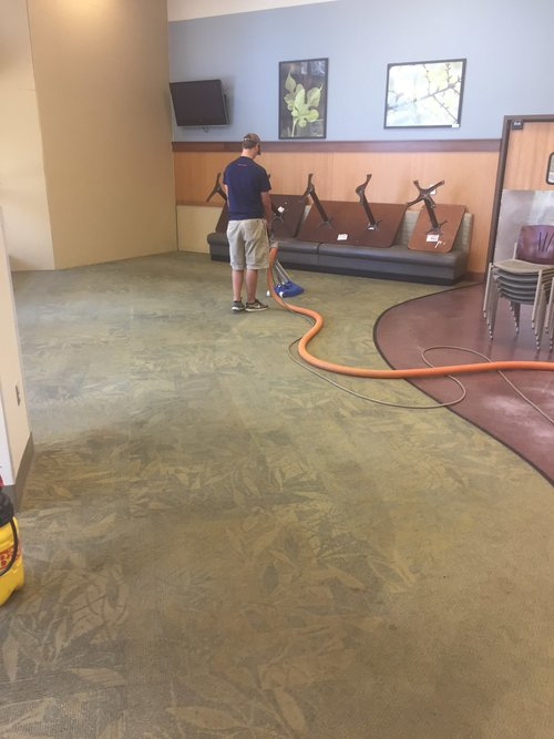 Residental & commercial floor cleaning in Central Illinois.