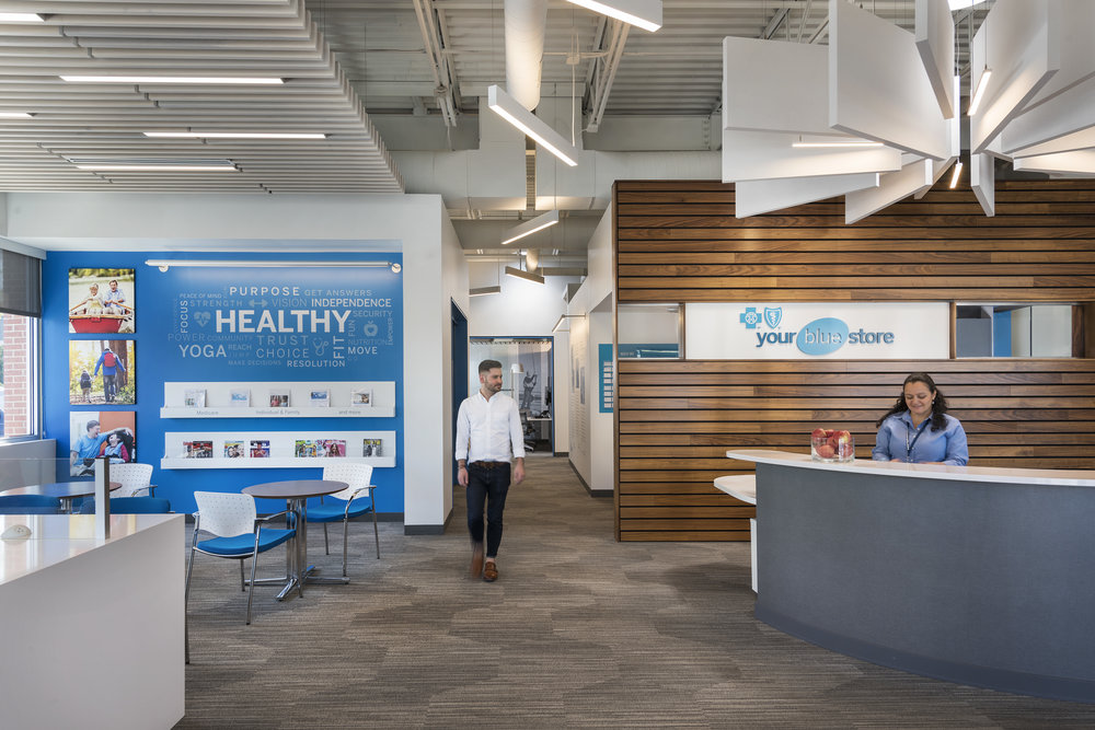 Blue Cross Blue Shield: Your Blue Store