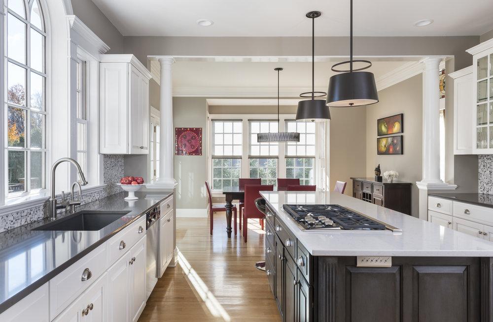 Grotto Avenue: Modernized Kitchen