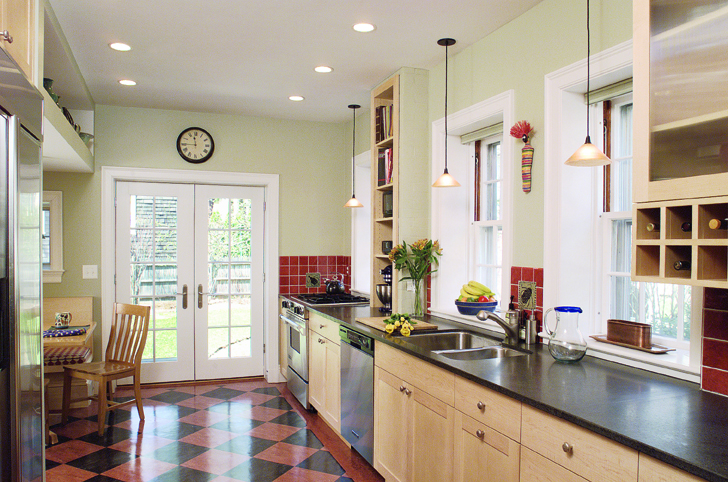 Morris Avenue: Kitchen Renovation