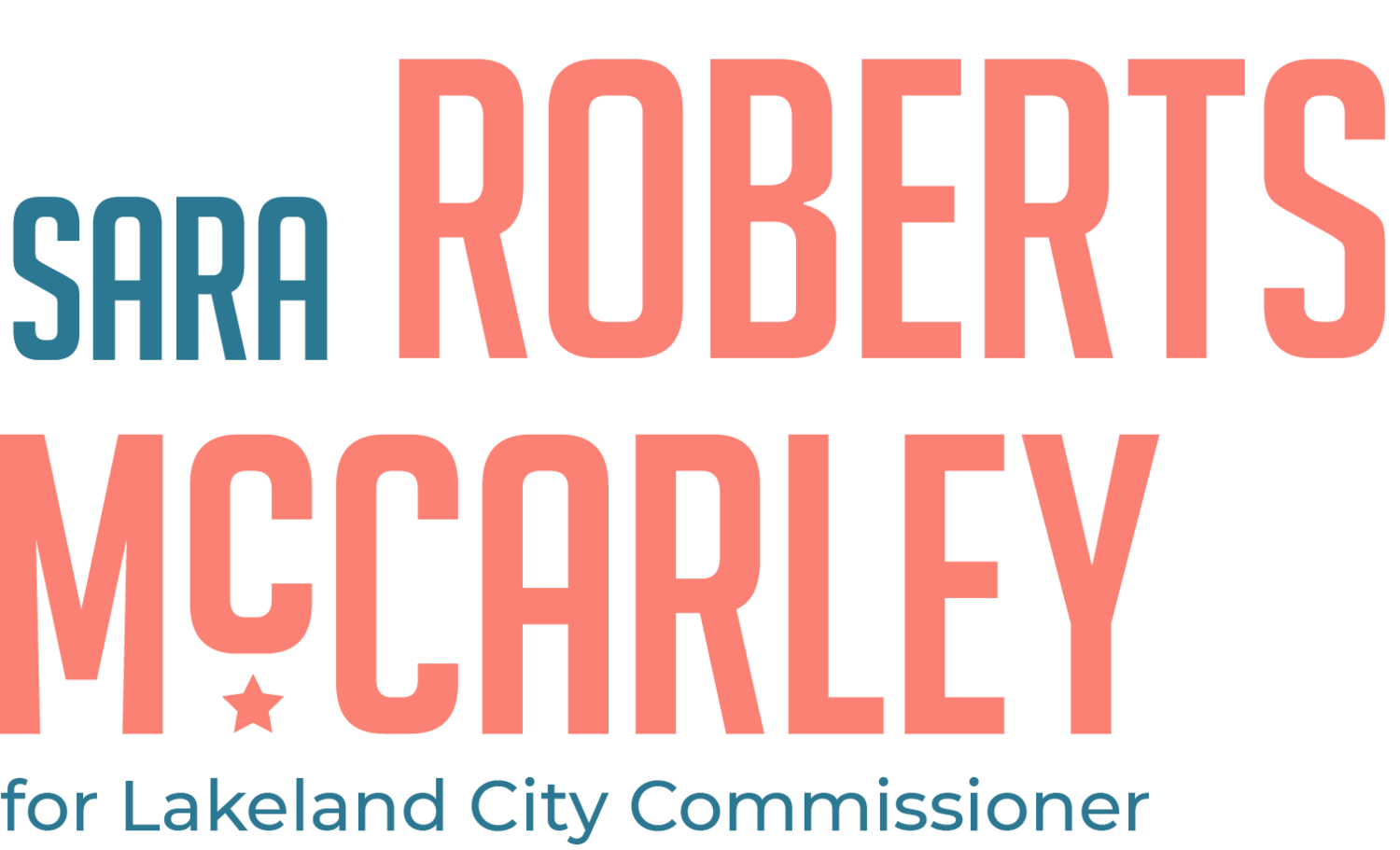 Sara Roberts McCarley for Lakeland