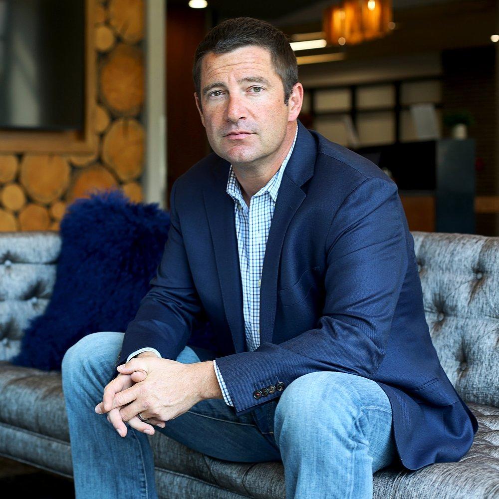 Chris Driessen  Organa Brands President