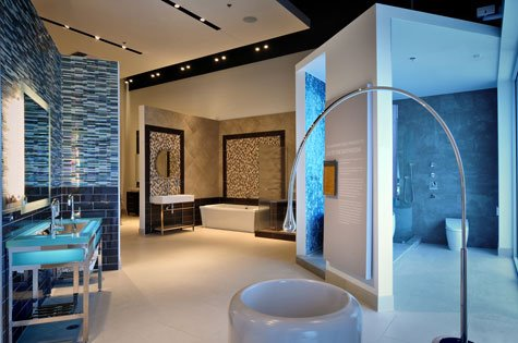 kitchen and bathroom showroom orange county - PIRCH