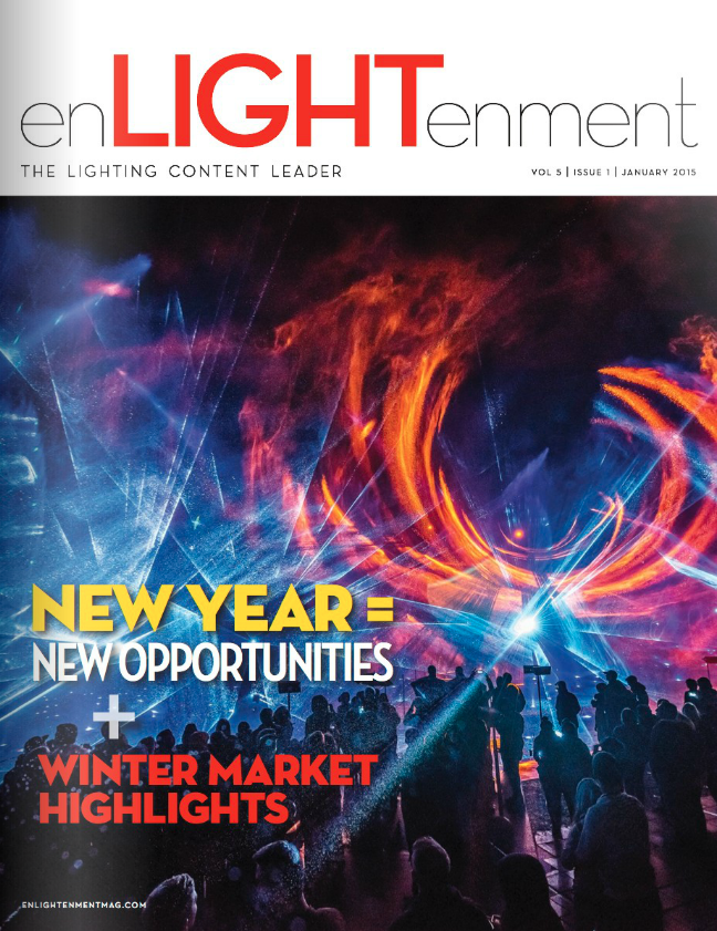enLIGHTenment Magazine - January 2015