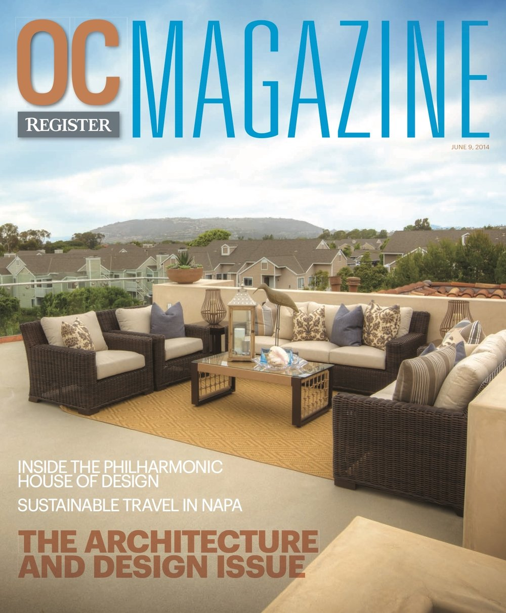 OC Magazine - Cover - June 2014