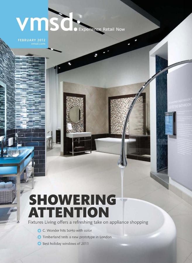 VMSD Magazine - February 2012