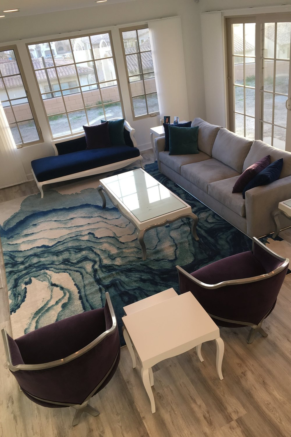 DESIGN - Complete Home FurnishingsPaint SelectionFlooring, Walls, and Countertop SelectionWindow TreatmentsPillows and Bedding SelectionArtwork SelectionLight Fixtures SelectionAccessories Styling
