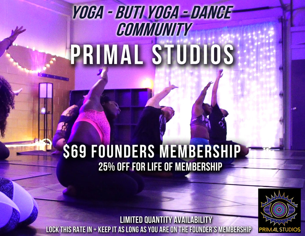 FOUNDERS MEMBERSHIP (3 MONTH MINIMUM) - $69/MO    LIMITED AVAILABILITY!