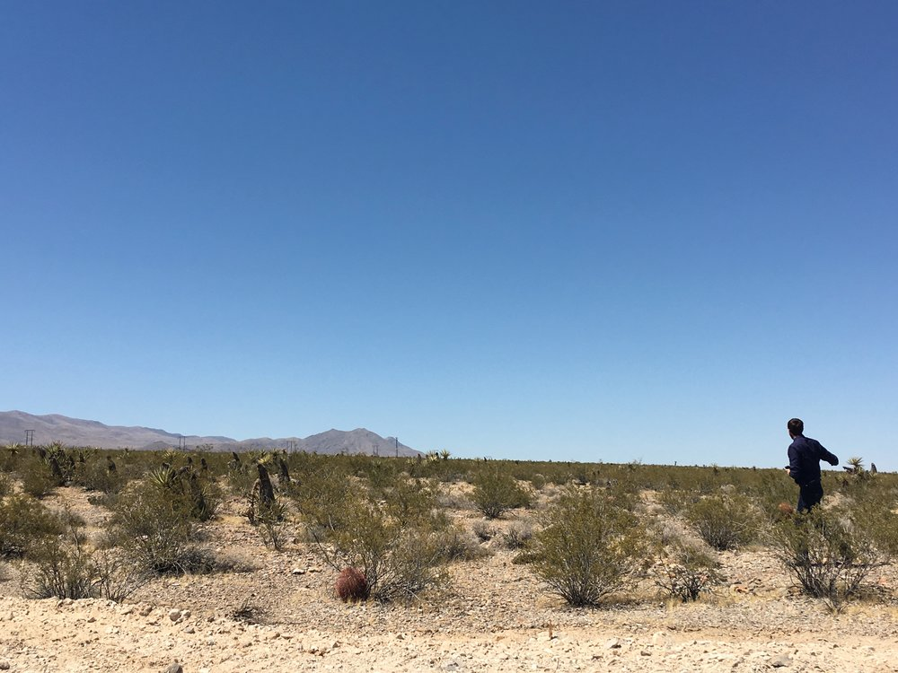 """A site visit to the Virgin Hyperloop One """"Apex"""" heavy manufacturing site in North Las Vegas, Nevada"""