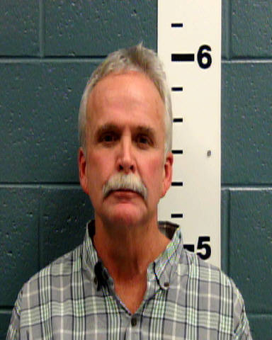John Gose — Mugshot [Courtesy Doña Ana County Detention Center]