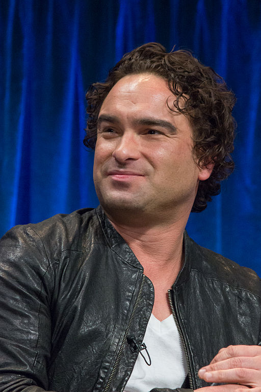 "Johnny Galecki at PaleyFest 2013 for the TV show ""Big Bang Theory""  [Photo: iDominick at WikiMedia Commons]"