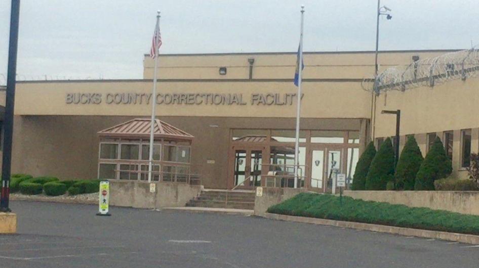 Bucks County Correctional Facility  [Source: Bucks County Courier Times]