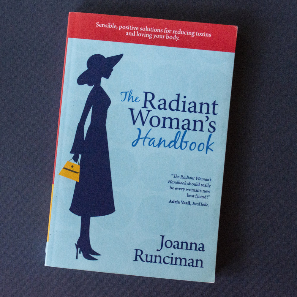 "The Radiant Woman's Handbook - Joanna Runciman - A radiant woman is peaceful, flexible, and happy.To enjoy radiant skin and love your body discover why sleep, skin care, and loving your food mattes. Learn how to simplify your beauty regime and life!Discover how the 'less is more' ethos improves your life and resuses your use of synthetic chemicals.This books shares practical ways to help you:- Speak powerfully about your life- Use edible skin care creating radiant skin- use gratitude and ""living now"" to turn your life around.To learn more, visit www.actualorganics.com"