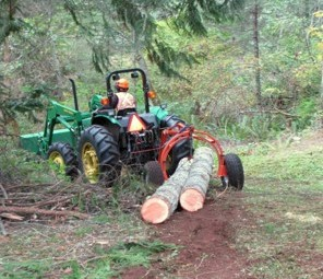 Timber Harvest 2017 Moving the logs.jpg