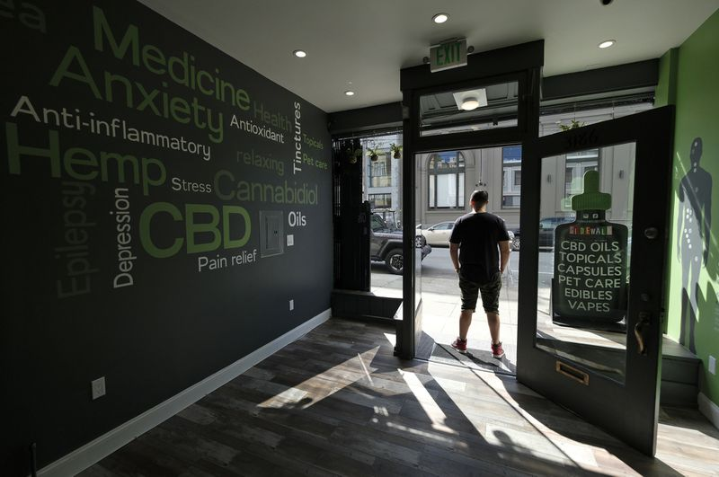 POLICY — CBD ME - NEWS FEED — White Label CBD Market