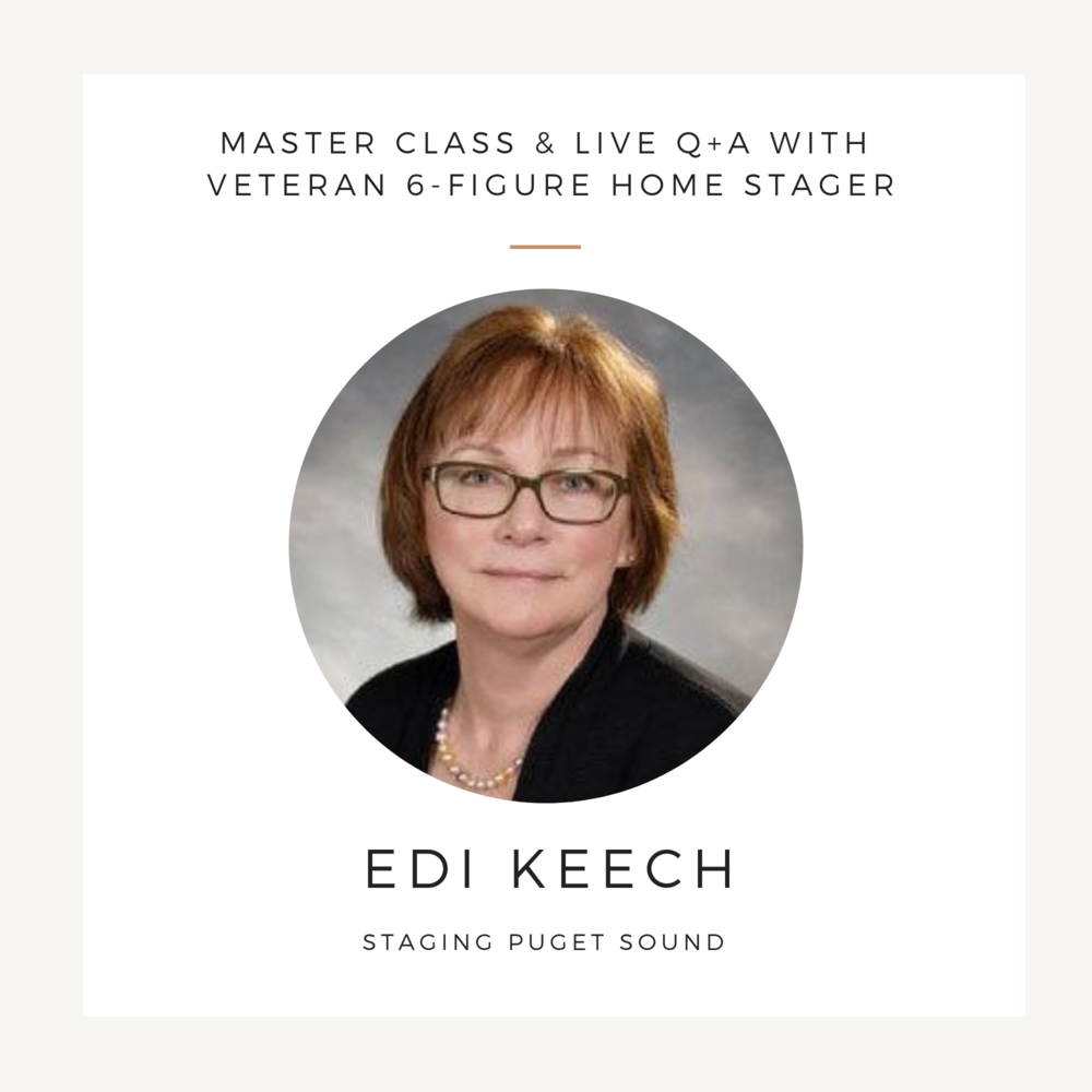 6-Figure Floor Plan Guest Teacher Edi Keech Master Class