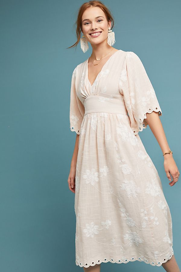 7. Lacey Dress - This one is a splurge but a work of art! It's delicate and feminine and just all around beautiful. I haven't ordered it yet but really really want to.Shop it here.